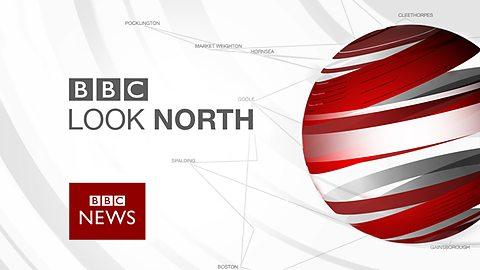 image of BBC Look North logo