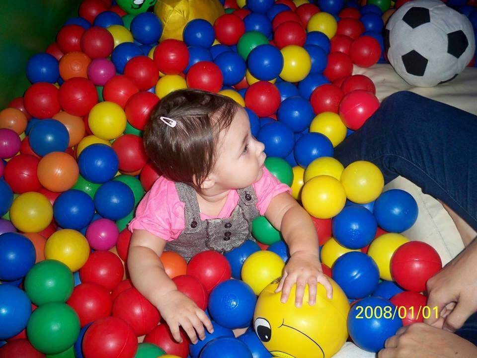 picture of little girl in ball pool at Sensory World Play Centre