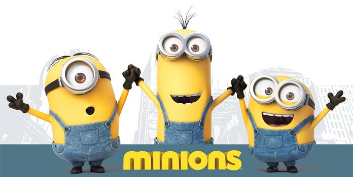 image of 3 Minions