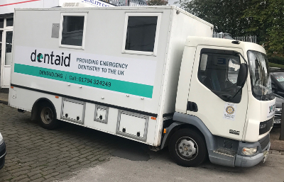 photo of Dentaid mobile surgery