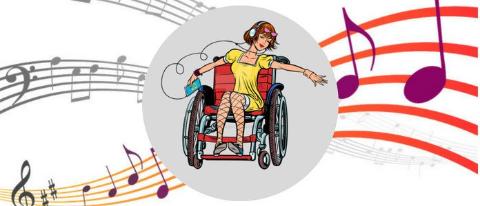disability musical event